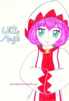 White Mage by valeniefantartist on Tumblr http://valeniefantartist.tumblr.com/