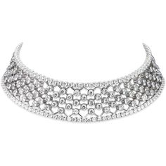 A DIAMOND CHOKER, BY CARTIER ❤ liked on Polyvore featuring jewelry, necklaces, jewel choker, jeweled choker necklace, choker necklaces, jewel necklace and diamond choker necklaces