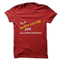 Its A Hary potter thing