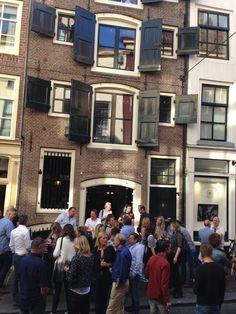 Opening van onze prachtige sappenwinkel! #monument #Zutphen #Gelderland