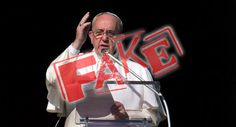 Did Pope Francis say the Bible and Koran were the same?