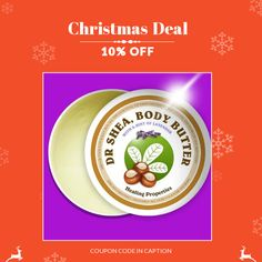 We are happy to announce 10% OFF on our Entire Store. Coupon Code: XMAS17.  Min Purchase: N/A.  Expiry: 27-Dec-2017.  Click here to avail coupon: https://small.bz/AArJcWE  #blackgirlsrock #beauty #naturalhair #skincare #instabeauty #bblogger #healthyhair #beautyblog #beautycare #beautytips #glowingskin #sheabutter #beautyskin #bodybutters #sheabuttersoap #sheabutterproducts #skinplug #drshea #allnatural #vegan #natural #girlboss #organic #melanin       🎅🏽3 FOR £10 WINTER WARMER 🎁