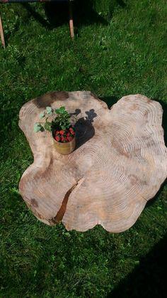 Chamonix garden table