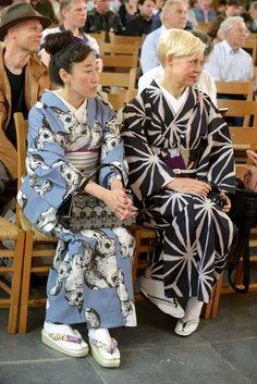 Short blog in Dutch about #Kimono in Nederland