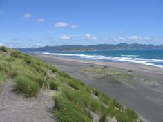 One of my favorite places on earth... Kawhia, New Zealand.  I'm ready to go back.