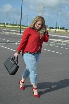 Plus Size Fashion for Women - http://barbiexl.tumblr.com/post/99444903073/hola-hoy-con-un-outfit-simple-pero-siempre-con