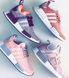 wholesale dealer 9af18 d25f4 fashion winter scarf pink sneakers shoes heels look  just4girls
