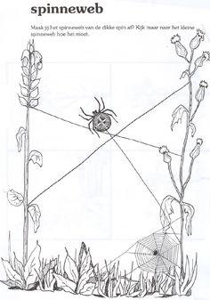Blog van Floortje: Herfst bij de kleuters