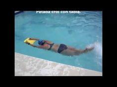 Rutina de natación para embarazadas (parte 1) - YouTube