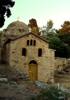St Sofia, Koroni, Greece Greece Islands, Hidden Treasures, Greece Travel, Byzantine, Old Photos, Italy, Spaces, Adventure, House Styles