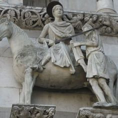 A day in Lucca:all most important tourist attractions in Lucca,Tuscany Rome Antique, Empire Romain, Chapelle, Tuscany, Martini, Saints, Religion, Lion Sculpture, Drawings