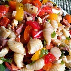Antipasto Pasta Salad - Allrecipes.com