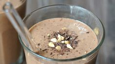 Vegan Peanut Butter Cup Shake #weightlossrecipes