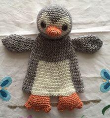 Crochet Crafts, Crochet Dolls, Crochet Baby, Ravelry, Crochet Penguin, Penguin Craft, Baby Penguins, Baby Rattle, Learn To Crochet