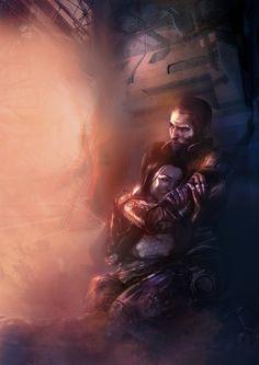 Mass Effect - Shepard, Miranda