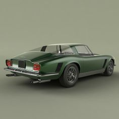 3ds max iso grifo 7 litri - ISO Grifo 7 Litri (GL 400)... by desmonster