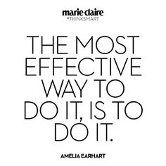 Quote by Amelia Earhart