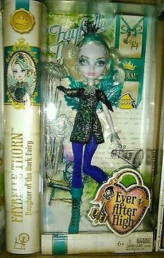 Ever After High Farraha Goodfairy Extremely Rare Ever After High Discontinued Collectable Sufficient Supply Dolls & Bears