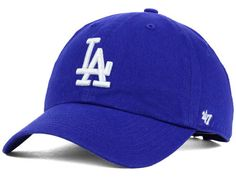 Los Angeles Dodgers MLB On-Field Replica '47 CLEAN UP Cap Hats