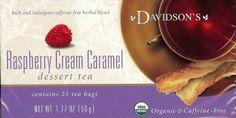 Raspberry Cream Caramel - Davidson's