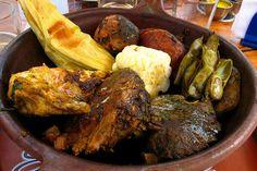 Pachamanca - Peruvian gastronomy