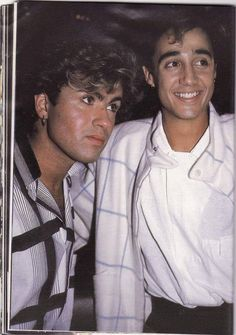 530 George Michael And Wham Ideas George Michael George George Michael Wham