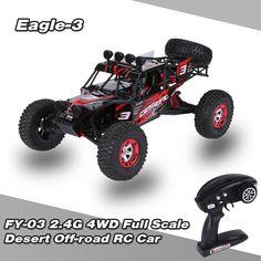 Feiyue FY03 Eagle-3 1:12 2.4G 4WD Desert Racing Off-Road RC Car