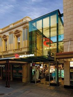 Ripcurl Infill Building, Rundle Mall - Architecture Gallery - Australian Institute of Architects, The Voice of Australian Architecture