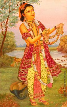 This Art poster is prepared by ISKCON desire tree for the pleasure of Srila Prabhupada and the devotee community. Krishna Sudama, Krishna Leela, Hare Krishna, Shiva, Mughal Paintings, Indian Art Paintings, Little Krishna, Krishna Painting, India Art