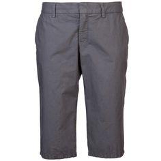 NILI LOTAN Knee length shorts ($260) ❤ liked on Polyvore