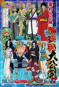 Wallpaper Pemandangan Wallpaper One Piece Negeri Wano