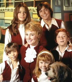 The Partridge Family (TV Series 1970–1974) David Cassidy was a babe. I was 8 at the time and I still had good taste,lol.!