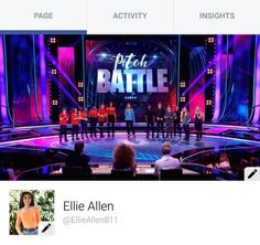 @EllieAllen811 please like my Facebook page and share my journey 😗
