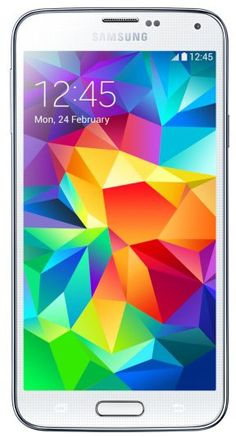 Samsung Galaxy S5 Android smartphone. Announced 2014, February. Features 3G, 5.1″ Super AMOLED capacitive touchscreen, 16 MP camera, Wi-Fi, GPS.  Condition:  Used product Storage:	16GB (internal memory) Network:	Any Network / Unlocked Colour:	Black Grade:	A (excellent condition)