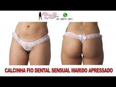 FABRICA DE CALCINHAS FABRICASEX   CALCINHA SEXY FIO DENTAL MARIDO APRESSADO - YouTube