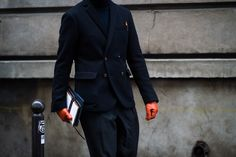 PARIS FASHION WEEK FALL 2014 | STREET STYLE