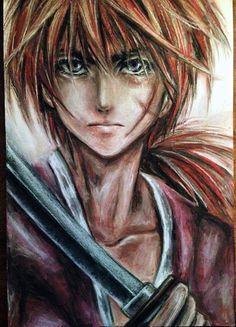 Kenshin by Vasya-Masha
