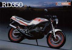 Yamaha RD350. Ooooooof!