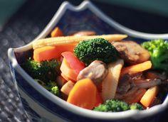 Stir-Fried Chili Tamarind Veggies via Sweet & Sour Chronicles >> #WorldMarket Gourmet Recipes