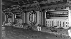 sci fi door concept - Google 검색