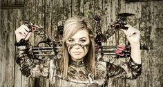 Top 10 ways face paint hunting