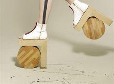French shoe designer Benoît Méléard