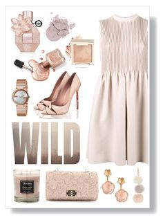"""Untitled #172"" by madedinorog ❤ liked on Polyvore featuring Valentino, WALL, Pasquale Bruni and Gucci"