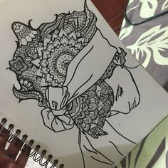 Doodles mandala