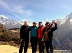 #trek #everest base camp with Private Expeditions and enjoy these #fantastic #views!