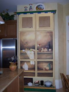 Whimsical Hand Painted Art Furniture | Furniture & Cabinets | Artistic Interiors of Southwest Florida