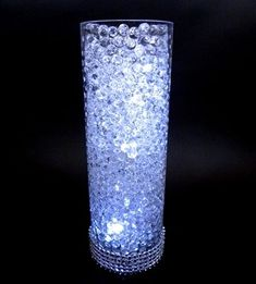 Submersible floralytes can be used in water to light up any flower vase  - http://www.lightalantern.co.za/online-shop/proddetail.asp?prod=SF #decor #events