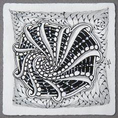 Zentangle~Maria Thomas