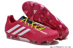 New adidas Predator LZ II TRX FG Boots 2014 World Cup Rose Red