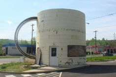 Coffee Cup Building - Wilkes Barre, PA